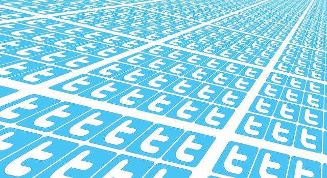 Logotipo de Twitter red social redes sociales microblogging.