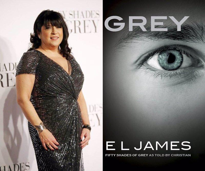 Grey, el nuevo libro de 50 sombras de Grey de E.L James arrasa en su ...