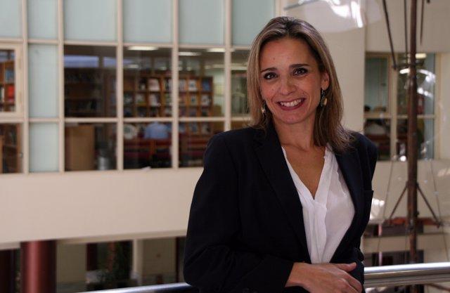La profesora de la US María Ángeles Martín Prats