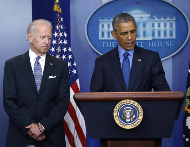 El presidente de EEUU, Barack Obama, comparece tras la masacre de Charleston