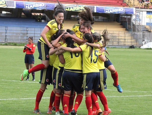 Selección femenina colombiana de fútbol Copa Mundo Canadá