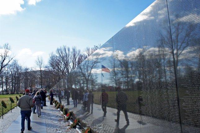 Veteranos de EEUU Memoria