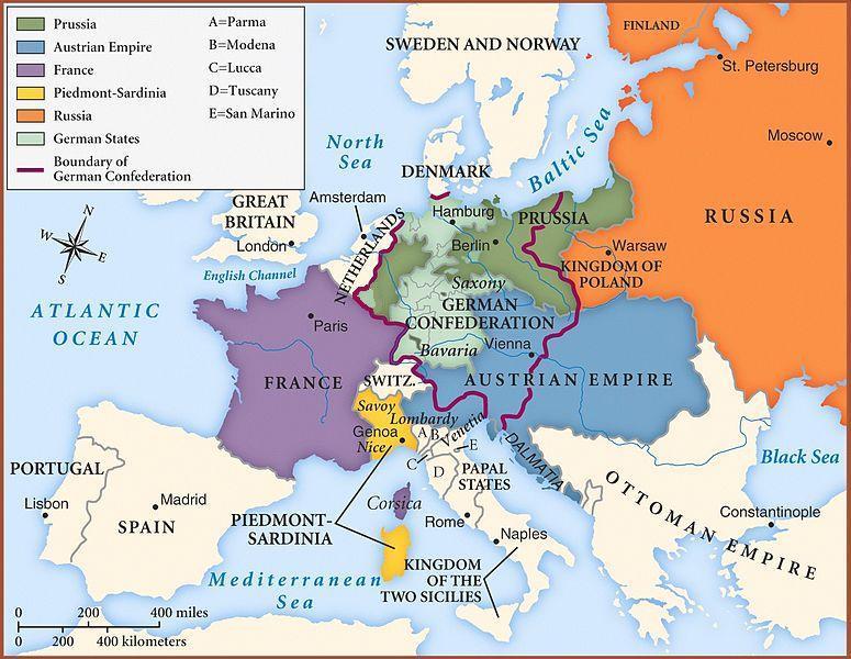 Waterloo De La Caida De Napoleon Al Auge De Las Monarquias Absolutas