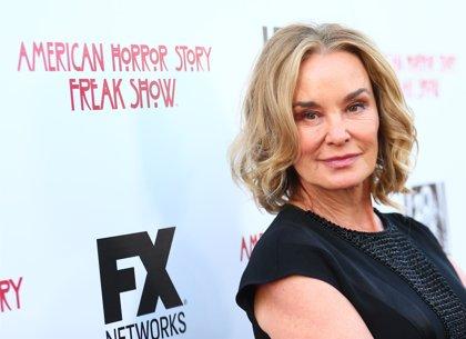 Jessica Lange abre las puertas a American Horror Story: Hotel