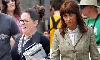 Cazafantasmas: Primeras imágenes del reboot con Kristen Wiig y Melissa McCarthy