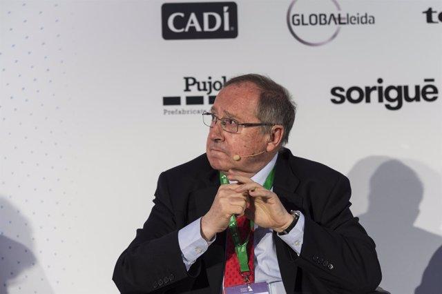 Josep Lluís Bonet, en la Trobada Empresarial al Pirineu