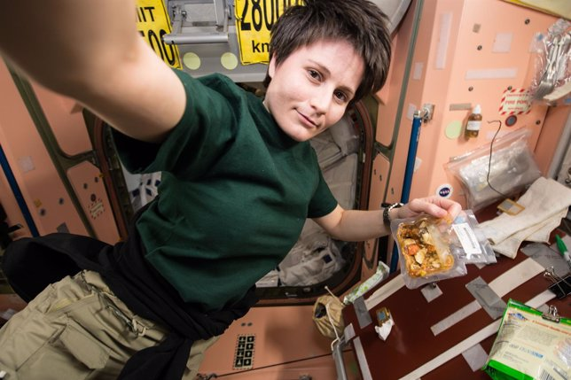 Samantha astronauta