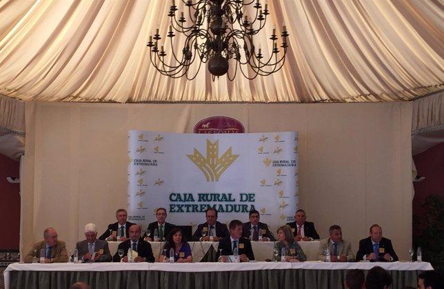 Asamblea General de Socios de Caja Rural de Extremadura