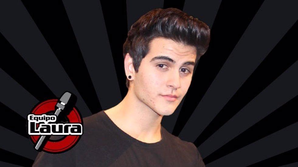 Maverick, tercer clasificado en La Voz 2015