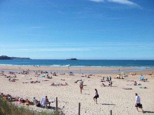 Playa de Vizcaya