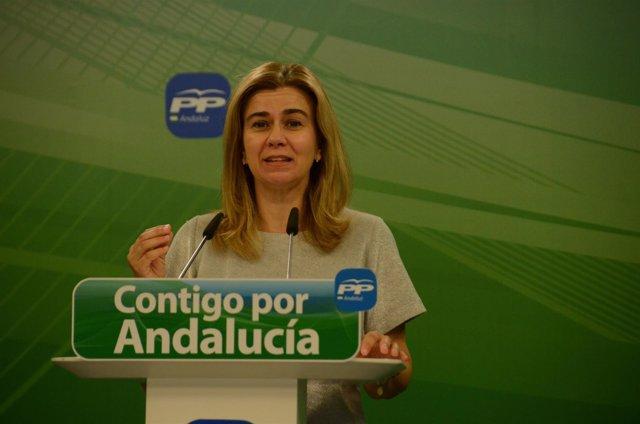 Nota De Prensa Y Foto PP Andaluz: Teresa Ruiz Sillero