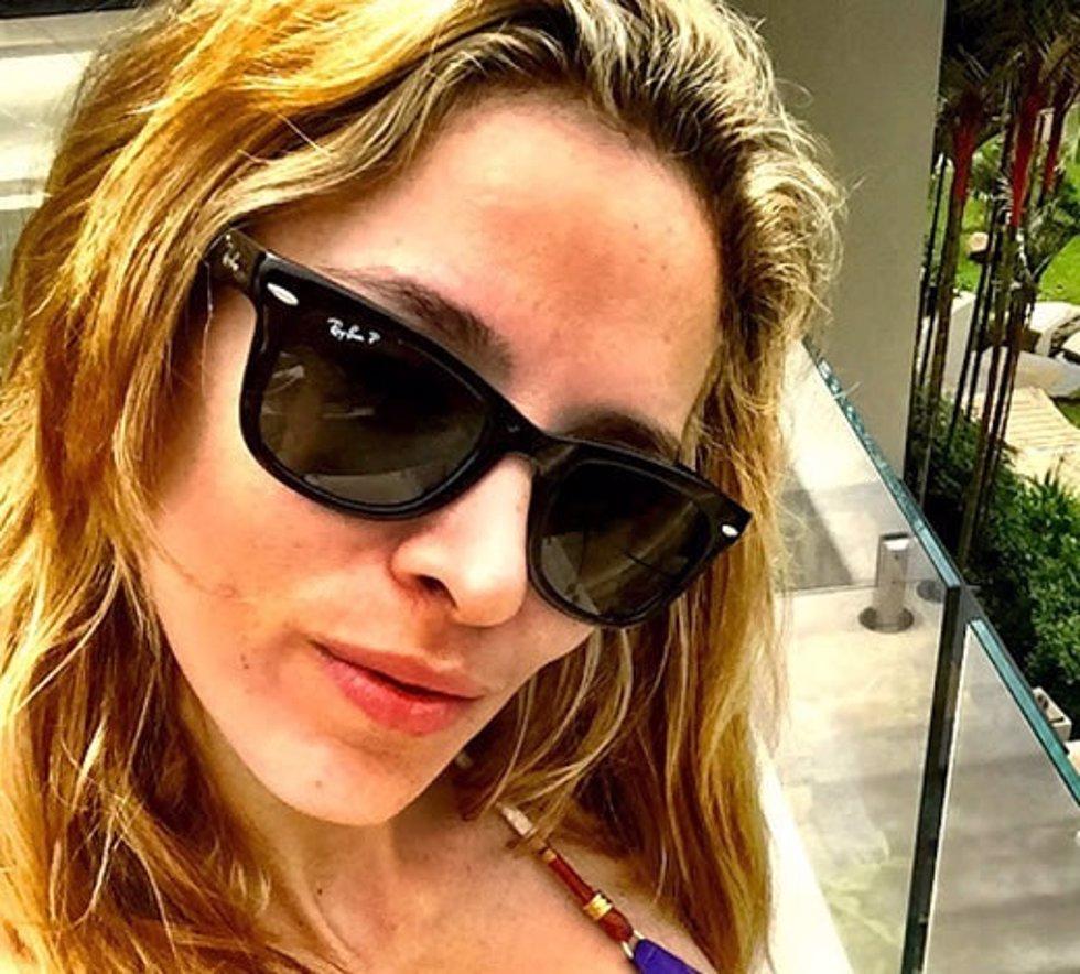 Alejandra Silva, la novia española de Richar Gere