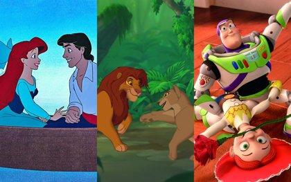 Las 10 parejas más geniales de Disney