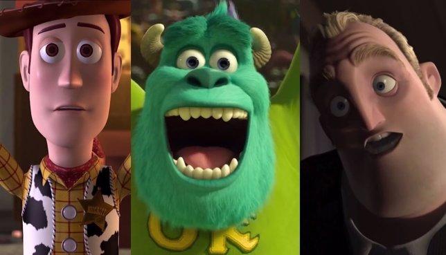 Vídeo: Las emociones que Pixar despertó antes de Inside Out