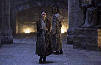 Juego de tronos: Arya y Sansa auguran qué pasará en la 6ª temporada