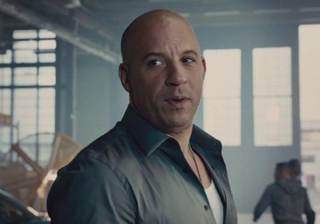 Vin Diesel, Fast & Furious 7