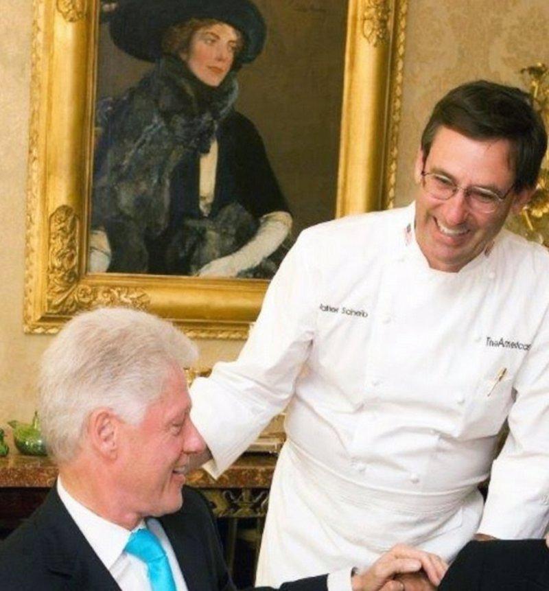 Encuentran el cuerpo del ex chef de la Casa Blanca Walter Scheib