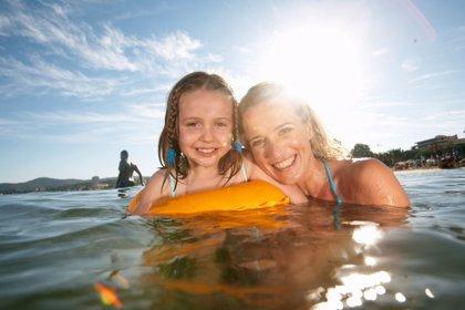 Los hijos, determinantes a la hora de elegir vacaciones en familia