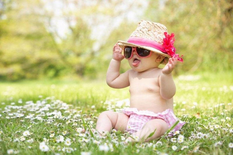 af1c50a99 Cómo vestir al bebé en verano