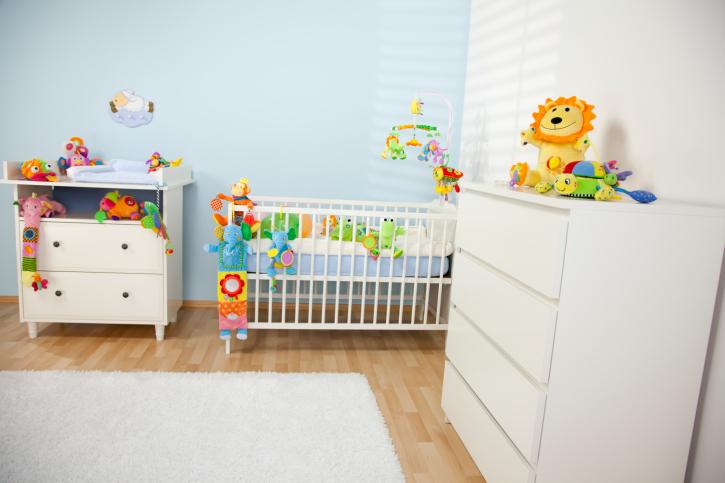 Los muebles indispensables para la habitaci n del beb - Armarios de bebe ...