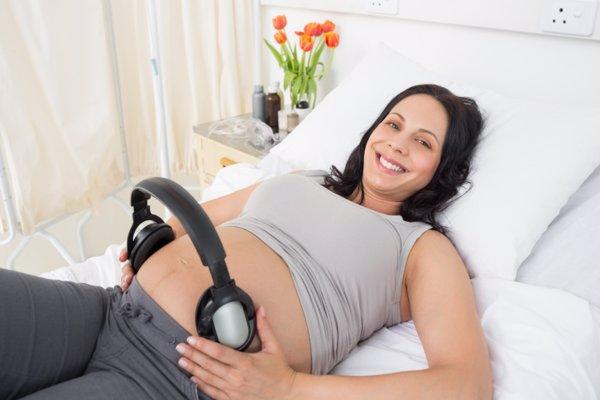 La salud de la embarazada en la semana 33 de embarazo