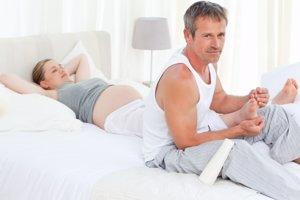 La salud de la embarazada en la semana 22 de gestación