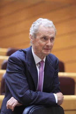 Pedro Morenés en el Senado