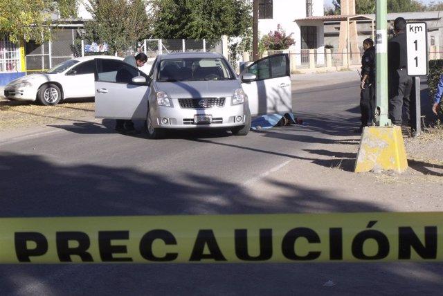 Asesinato en México