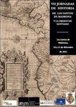 VII Jornadas De Historia De Los Santos De Maimona Y La Orden De Santiago