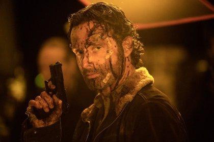 The Walking Dead: Rick vs. Morgan, en la primera imagen de la temporada 6