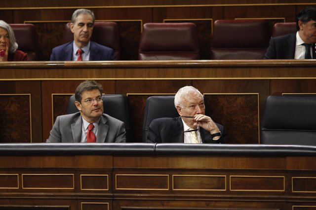 Rafael Catalá y José Manuel García Margallo