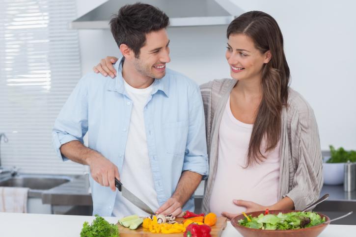 La salud de la embarazada en la semana 23 de gestación