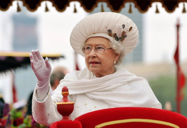 Isabel II celebra su Jubileo de Diamante