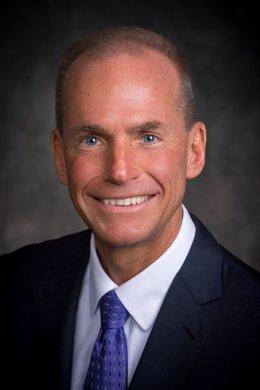 Nuevo consejero delegado de Boeing, Dennis A. Muilenburg
