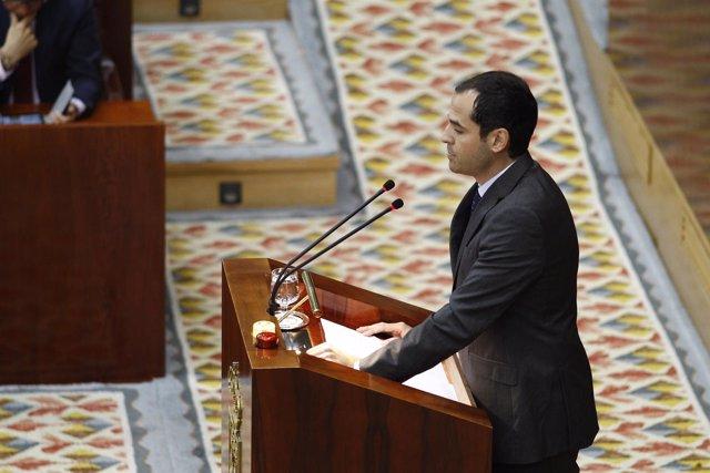 Ignacio Aguado, Ciudadanos Comunidad de Madrid