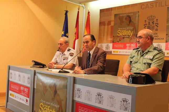 Fotografía 240615. El Delegado Del Gobierno En CLM, José Julián Gregorio, Presen