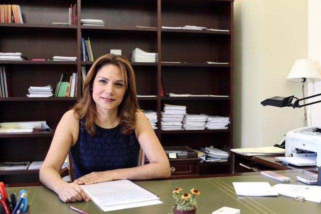 Cristina Yanes, nueva vicerrectora de Ordenación Académica de la US