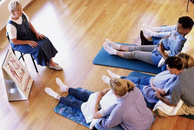 La salud de la embarazada en la semana 34 de gestación