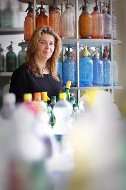 La directora general de Sanmy, Pilar Puértolas