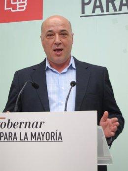 El socialista Antonio Ruiz