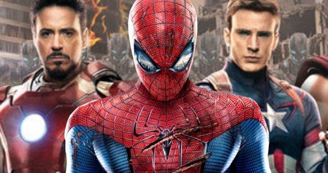 Spiderman y Vengadores