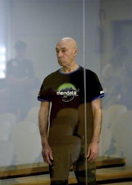 El histórico dirigente de ETA Santiago Arrospide Sarasola, Santi Potros