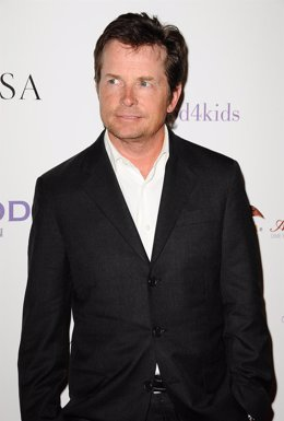 El actor Michael J. Fox