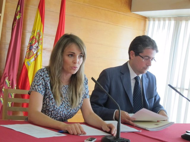 Pérez y Pacheco, en la rueda de prensa