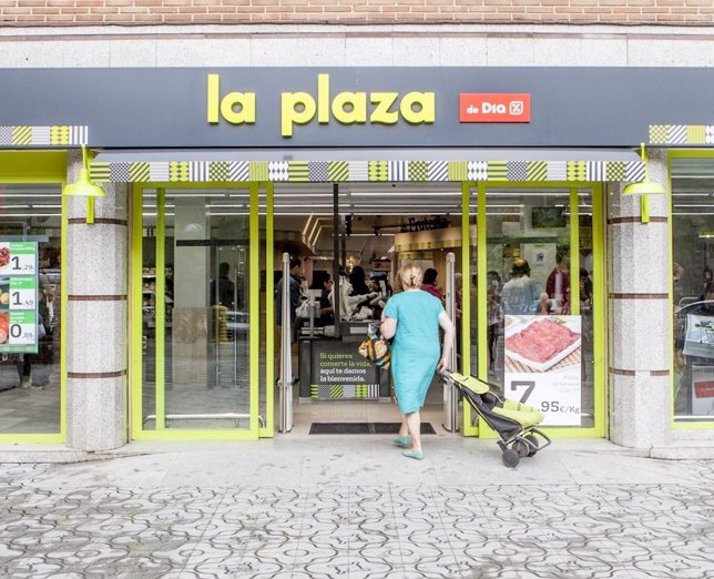 La Plaza de Dia supermercados compras