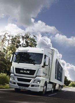 Camión de MAN