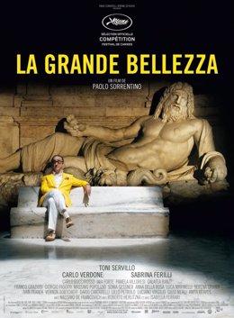 Nuevo Teatro Circo de Cartagena proyecta en su ciclo de cine 'La gran belleza'