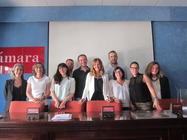 Junta de Gobierno del Colegio Profesional de Periodistas de Asturias