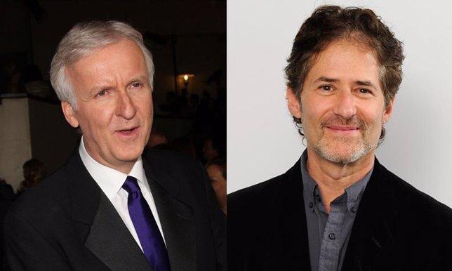 James Cameron y James Horner
