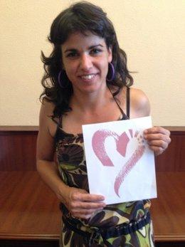 Teresa Rodríguez apoya la campaña 'Corazón-Mezquita'